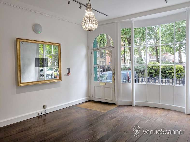 Hire 13 Soho Square Ground Floor & Shop Front