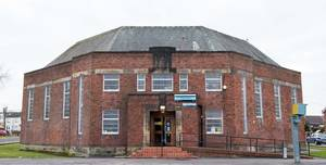 Riddrie Library, Riddrie Library