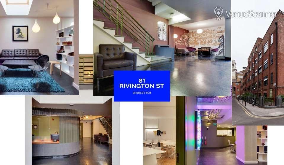 Hire The Office Group Rivington St 1