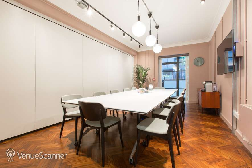 Hire The Office Group Rivington St Meeting Room 2