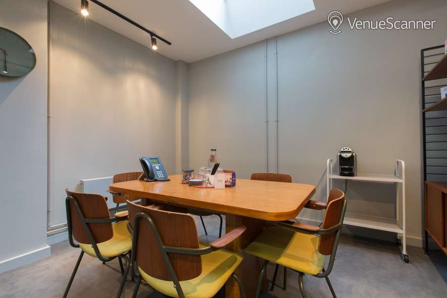 Hire The Office Group Rivington St Meeting Room 5