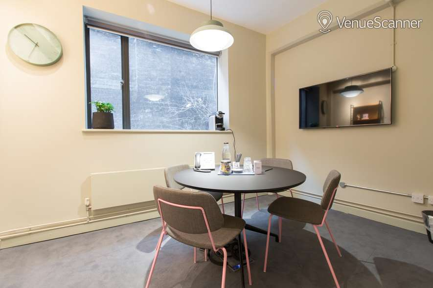 Hire The Office Group Rivington St Meeting Room 4