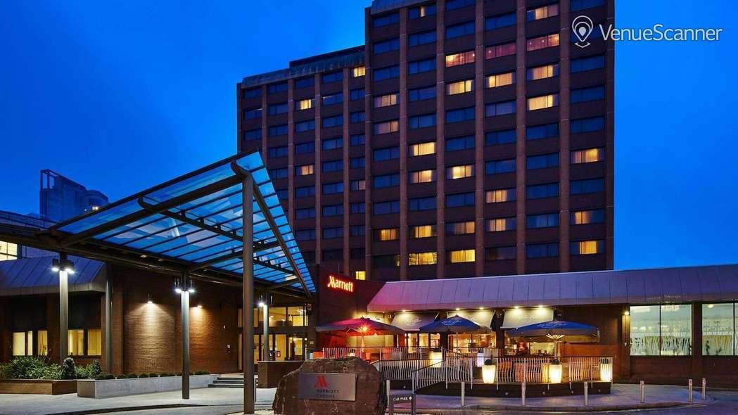 Hire Cardiff Marriott Hotel
