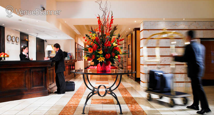 Hire Cardiff Marriott Hotel Trevithick Suite 1