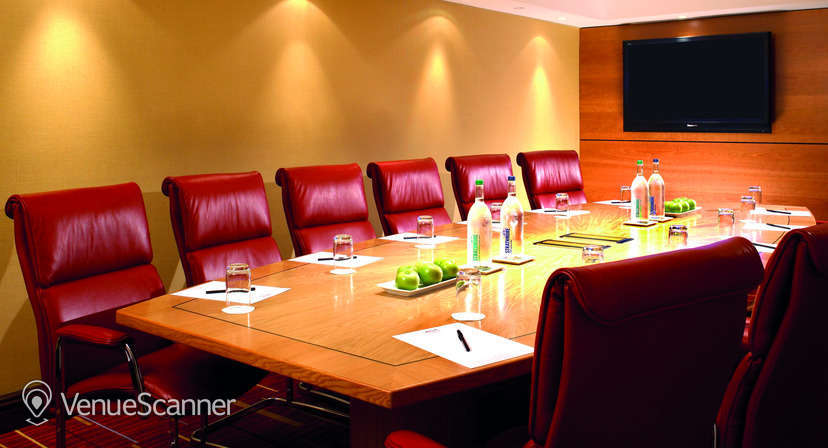 Hire Cardiff Marriott Hotel Trevithick Suite 2