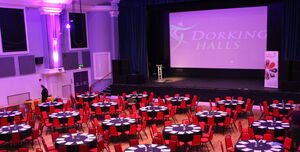Dorking Halls, Grand Hall