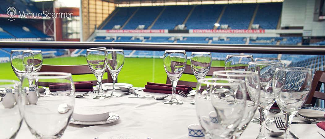 Hire Ibrox Stadium The Morton Lounge 1