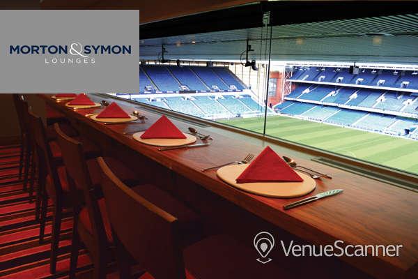 Hire Ibrox Stadium The Morton Lounge