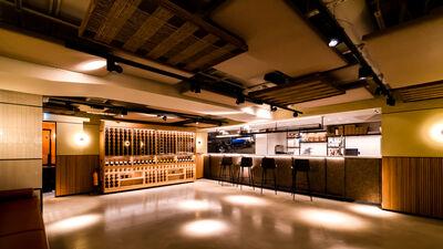 Terra Terra, Wine Room