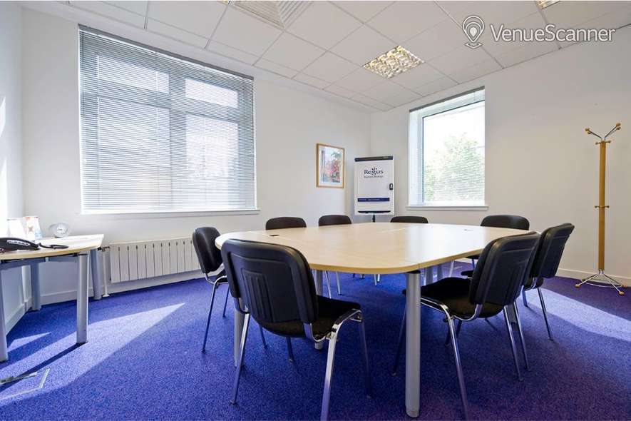 Hire Regus Edinburgh Lochside Place Lochside Suite