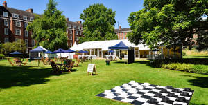 Inner Temple Garden And Marquee, Inner Temple Garden & Marquee