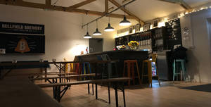 Bellfield Brewery Tap Room & Beer Garden, Tap Room - Exclusive Hire
