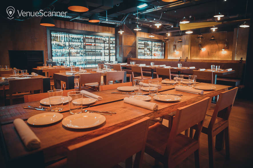 Hire Sagard Basque Country Chefs Private Saloon 1