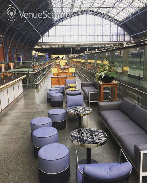 Hire St Pancras By Searcys Champagne Bar 3