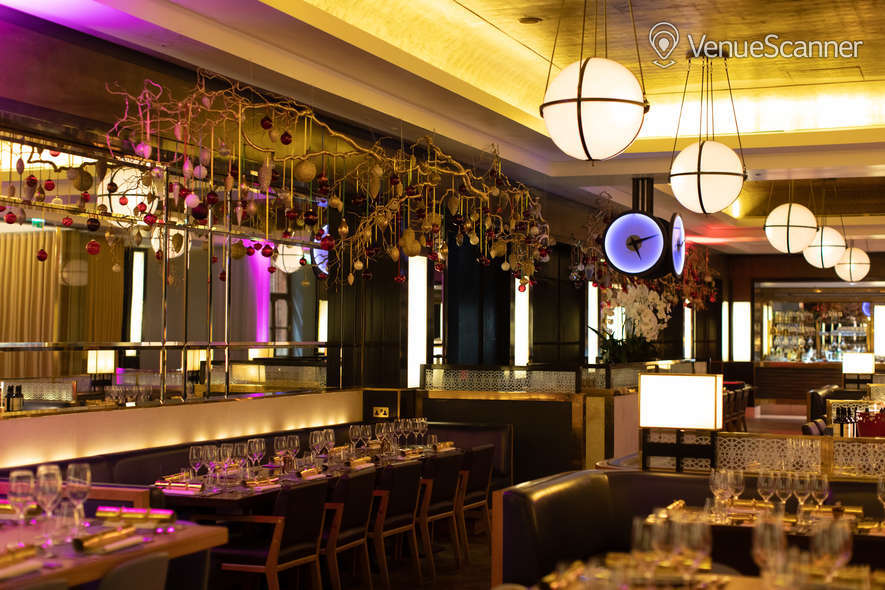 Hire St Pancras By Searcys Brasserie 3