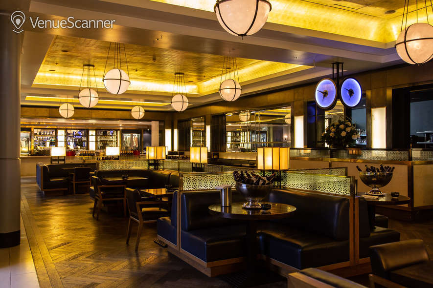 Hire St Pancras By Searcys Brasserie 2