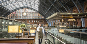 St Pancras Brasserie & Champagne Bar By Searcys, Champagne Bar
