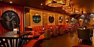 Dirty Martini Clapham, Vip Orange Booths