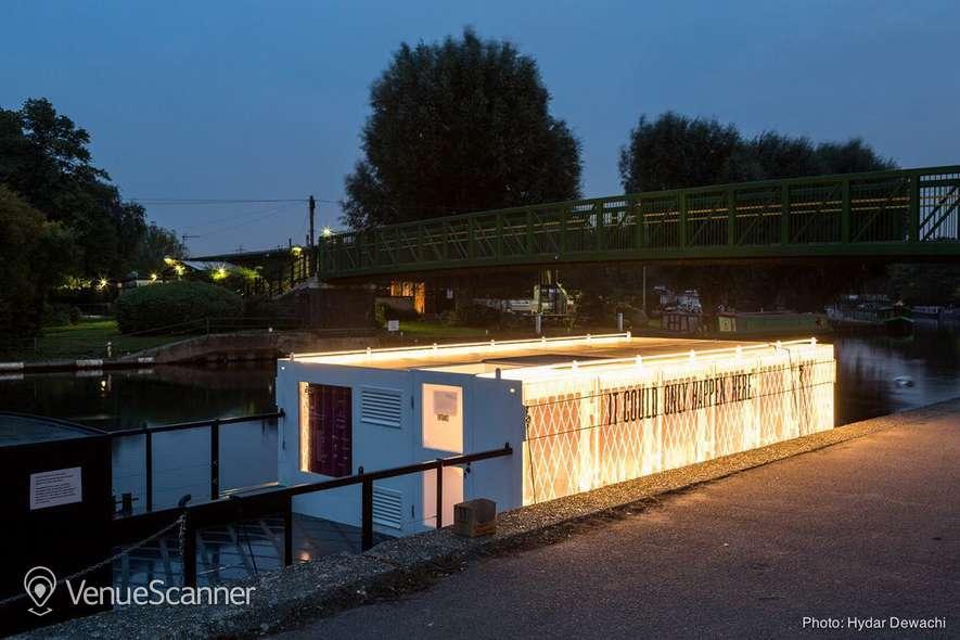 sale retailer c0d17 b9b7a Hire Floating Cinema ...