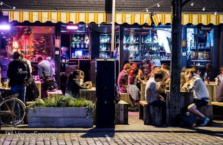 Hire Clerkenwell Social Exclusive Hire 4