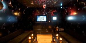 The Old Queens Head, The Karaoke Room