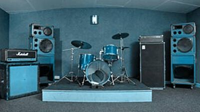 Reel Rebels Music Rehearsal Studios, Reel Rebels Music Studios