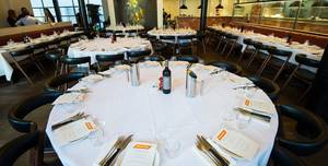 Hixter Bankside, The Main Dining Room