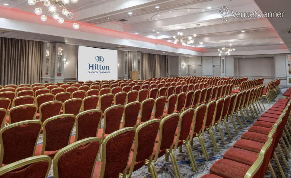 Hire Hilton Glasgow Grosvenor Grosvenor Suite