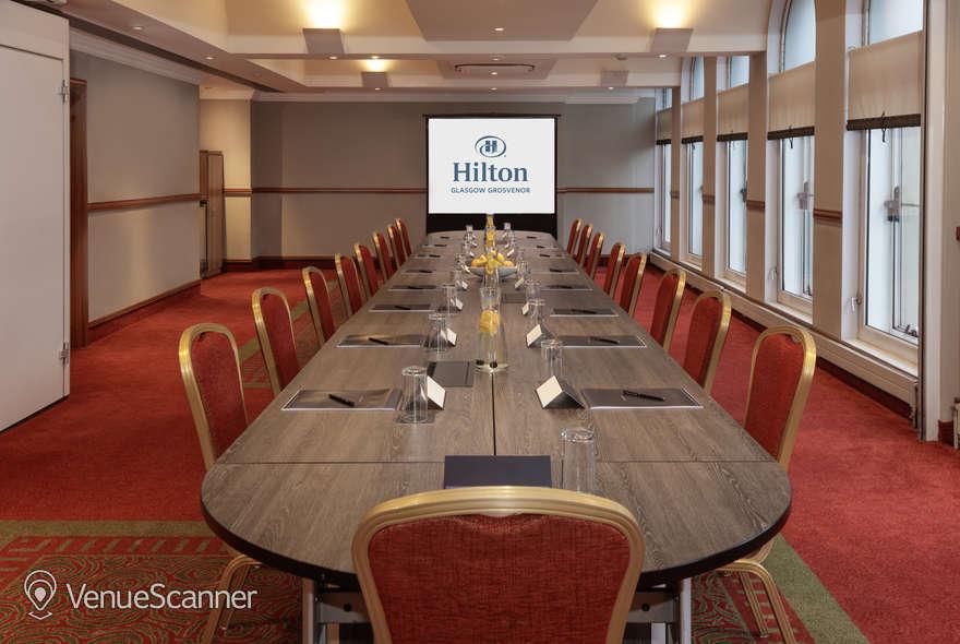 Hire Hilton Glasgow Grosvenor Kibble Suite