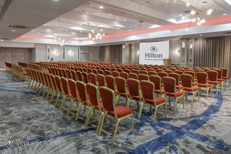 Hire Hilton Glasgow Grosvenor Grosvenor Suite 1