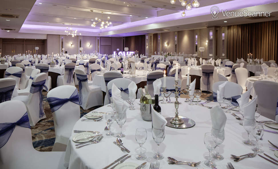 Hire Hilton Glasgow Grosvenor Grosvenor Suite 3