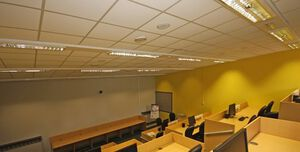Stranmillis University College, Lecture
