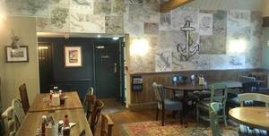 The Old Ship, Restaurant Area