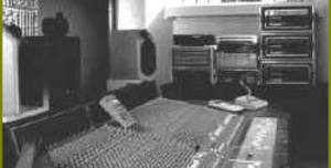 Henry Wood Hall, Recording Control Room