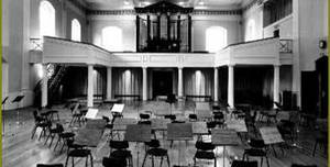 Henry Wood Hall, Rehearsal/Recording Hall