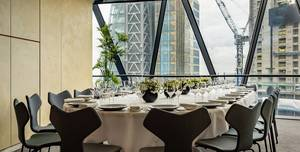 Searcys At The Gherkin, Double Private Dining Room