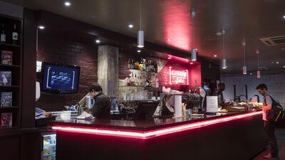 Curzon Soho, Bar
