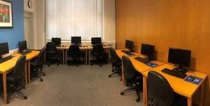 Training Room In Ec2, Equipped With Or Without Pcs, City Training Room With Pcs