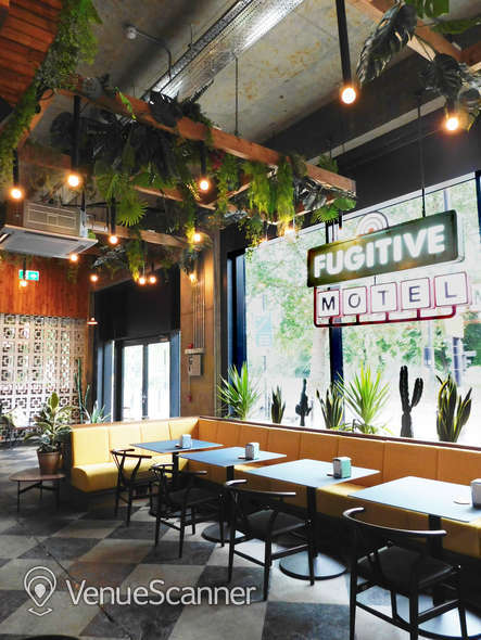 Hire Fugitive Motel The Whole Bar 3