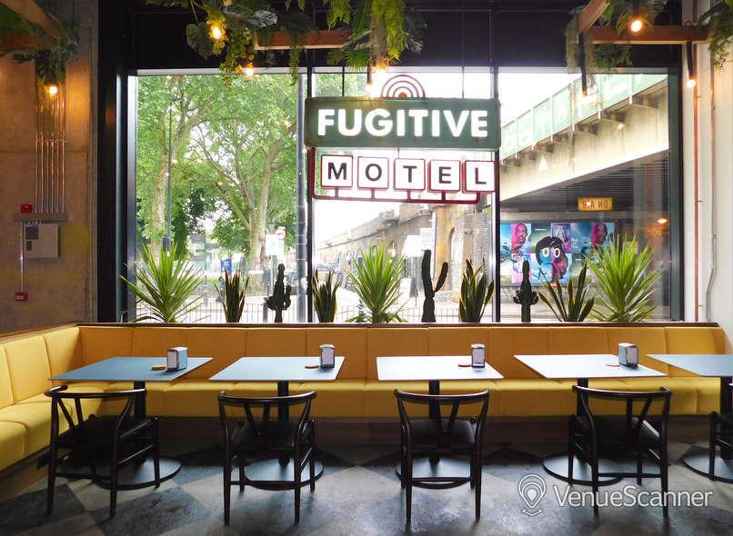 Hire Fugitive Motel Saloon