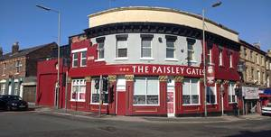 The Paisley Gates, The Paisley Gates