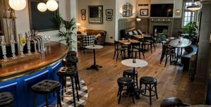 The Fox & Goose Hotel, Saloon Bar
