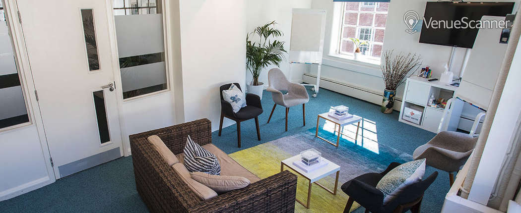 Hire Wallacespace St Pancras Corner Room 2