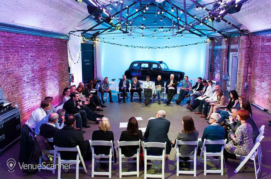 Hire Shoreditch Studios Unique Railway Arch Studios