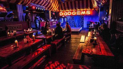 The Aeronaut, Flying Circus Room