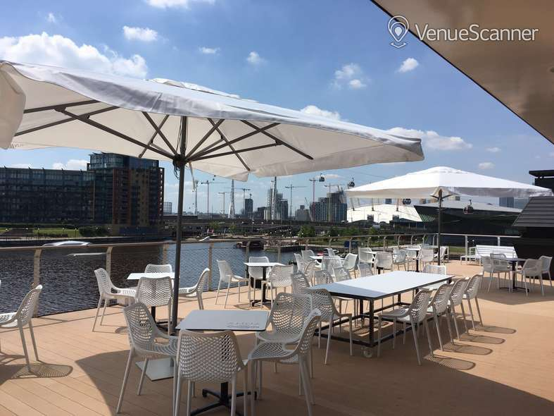 Hire Good Hotel London Rooftop Bar 1