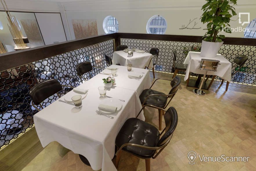 Hire Toto's Restaurant Exclusive Private Mezzanine 1