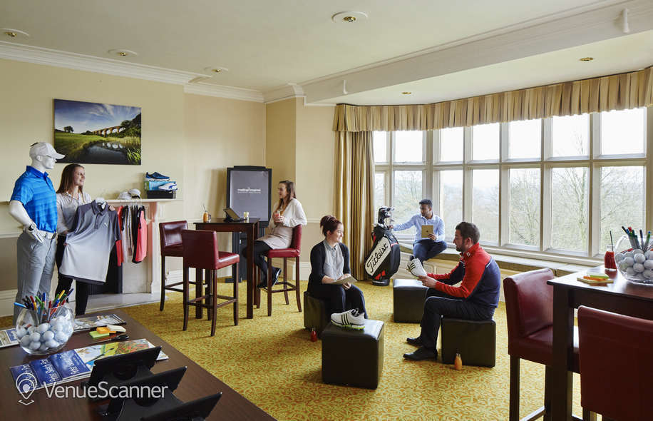 Hire Hollins Hall Marriott Hotel & Country Club Bronte 19