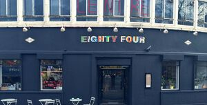 Eighty Four Shoreditch, Whole Venue