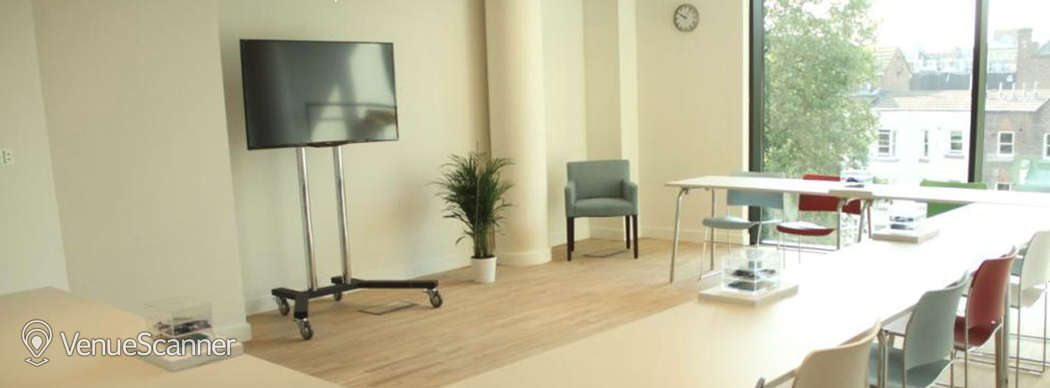 Hire Wallacespace Clerkenwell Green Cotton Room 2